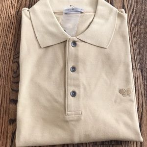 Brand New Bottega Veneta Men's Logo Polo Shirt